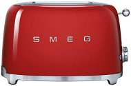 Smeg 2-Slice Toaster-Red