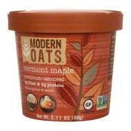 Modern Oats Premium Oatmeal, Vermont Maple, 12 Count