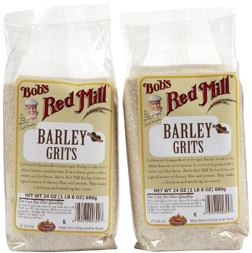 Bob's Red Mill Barley Grits/Meal – 24 oz