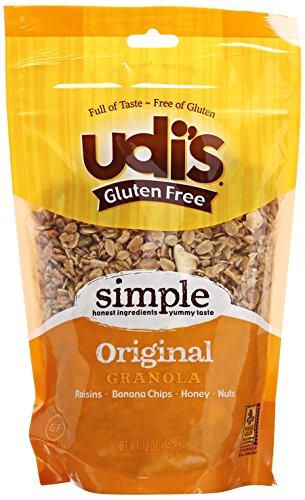 Udi's, Gluten Free Original Granola, 12 oz