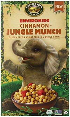 Envirokidz Cinnamon Jungle Munch Cereal, 10 Ounce