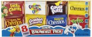 Breakfast Cereal Variety Pack, 9.14 oz