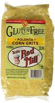 Bob's Red Mill Gluten Free Polenta Corn Grits – 24 oz – 2 pk