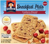 QUAKER Breakfast Flats, Cranberry Almond, 7 Ounce