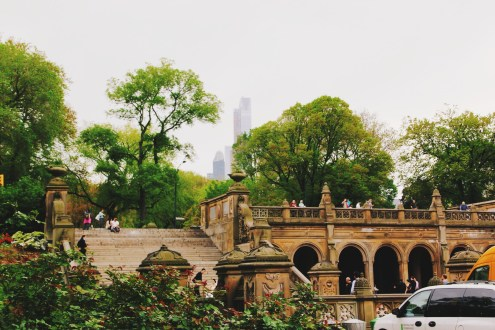 Central Park and the View