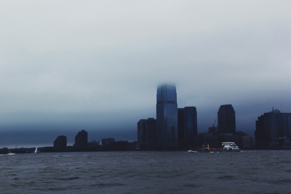 Another View from Battery Park NYC