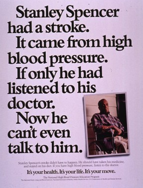 stroke and hypertension awareness for May 2017
