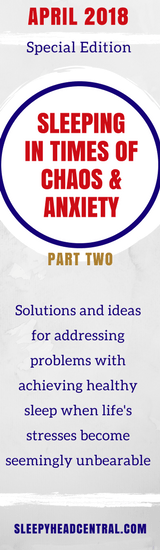 anxiety solutions sleeping in times of chaos and anxiety stress racing thoughts sleep insomnia