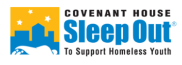 sleep out right to sleep homeless youth covenant house