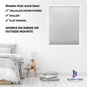 Side Tracks for blinds and shades