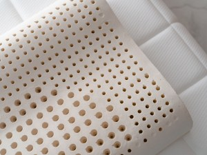 眠豆腐乳膠枕|工學型
