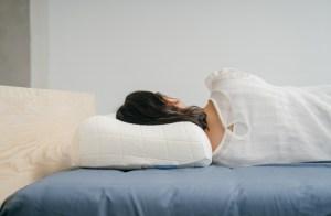 眠豆腐記憶枕|工學型