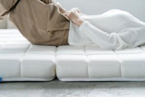 眠豆皮薄墊|標準單人