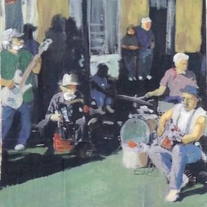 Street Band, Post Katrina New Orleans
