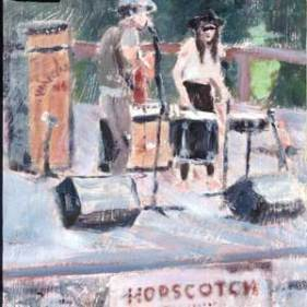 Wahays at Hopscotch, Raleigh