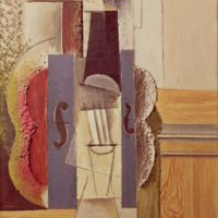 Picasso – Guitars 1912-1914