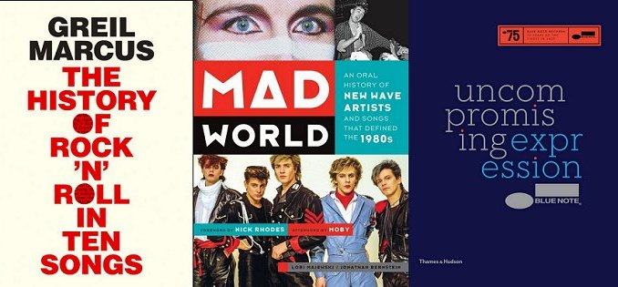 Great books for music lovers...