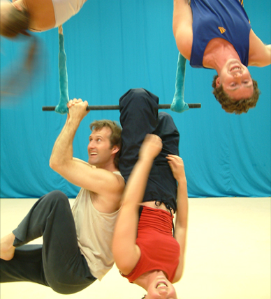 Trapeze-Training
