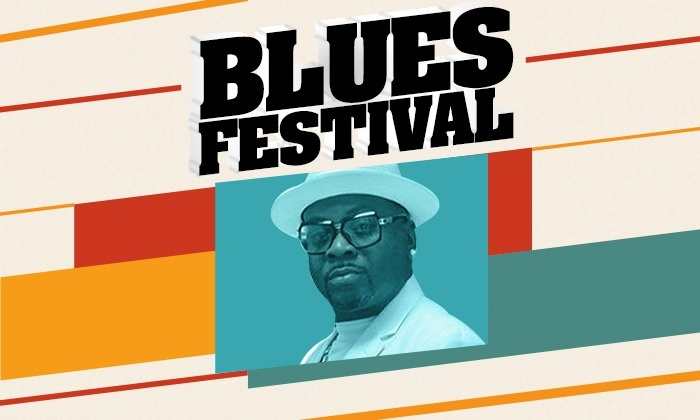 THE 14TH ANNUAL H-TOWN BLUES FESTIVAL