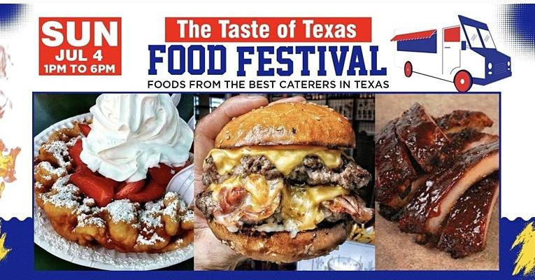 Texas Food Fest Houston