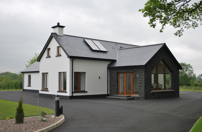 Build Your Own House Northern Ireland - Modern House