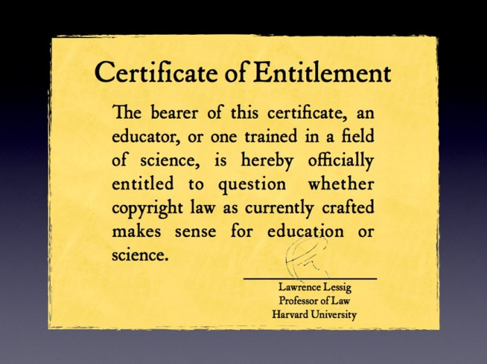 Lessig-certificate-of-entitlement-700x524