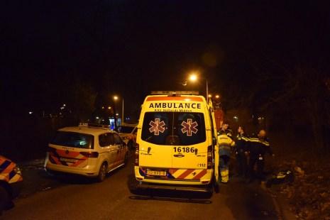 Dode door mogelijk ongeval met gevaarlijke stoffen, Bosrode in Leiden