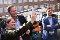Mark Rutte markt (38)