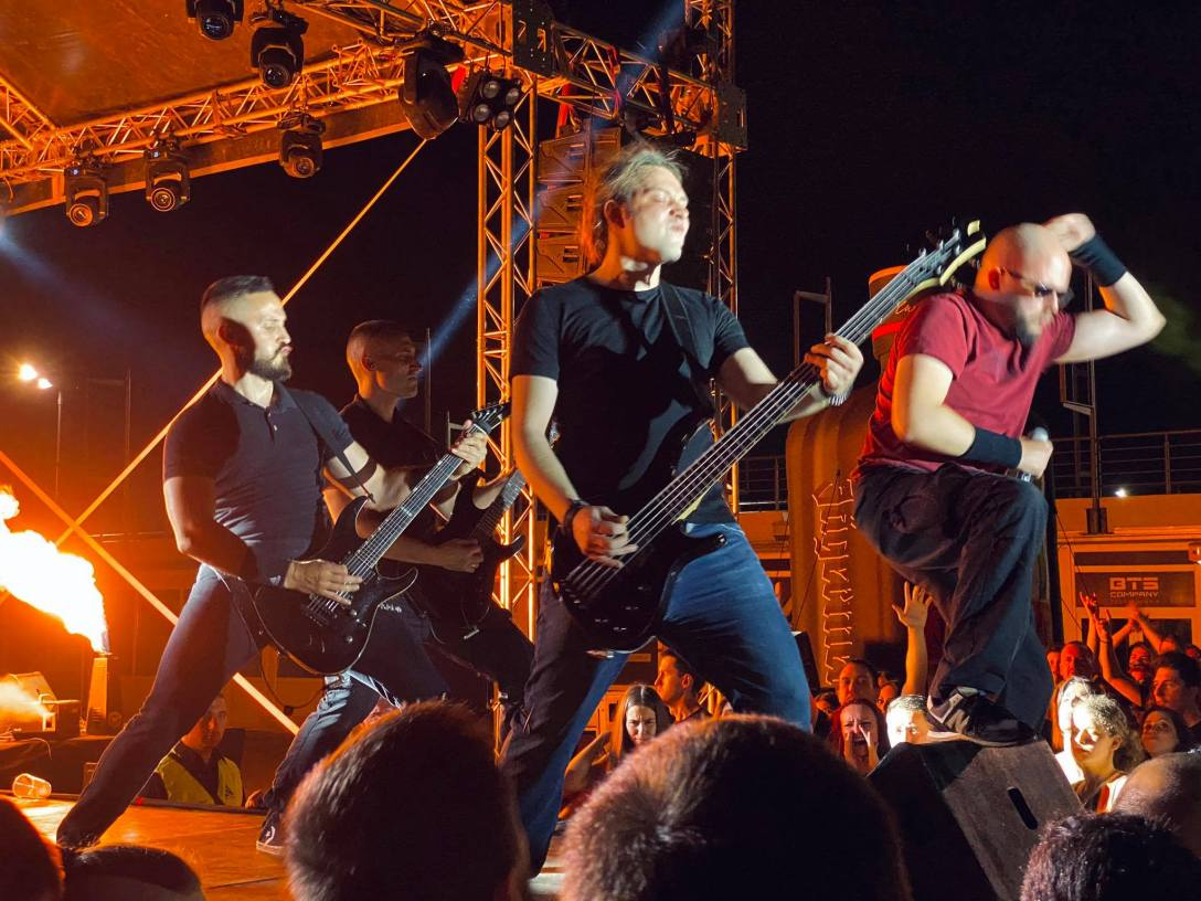 Mortal Kombat band, Serbia