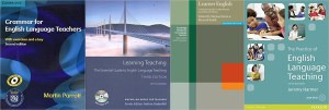 English teaching book covers