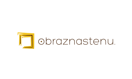 Obraznastenu.cz logo