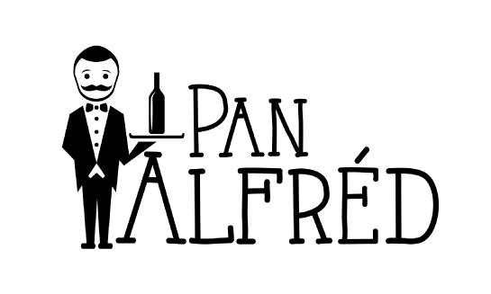 Panalfred.cz logo