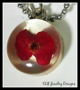 silver resin flower w border 22)