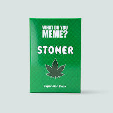 What Do You Meme Stoner Pack Image