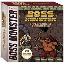 Boss Monster Implements of Destruction Expansion Image