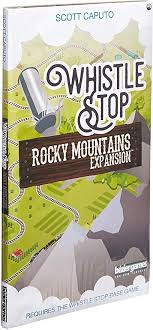 Whistle Stop: The Rocky Mountains Expansion Image