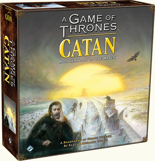 A Game of Thrones Catan Image