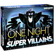 One Night Ultimate Supervillains Image