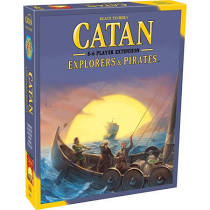 Catan: Explorers and Pirates 5-6 Player Extension Image