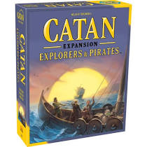 Catan: Explorers and Pirates Expansion Image