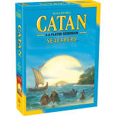 Catan: Seafareres Expansion Image