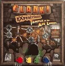 Clank! Temple of the Ape Lords Expansion Image