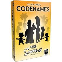 Codenames Simpsons Image