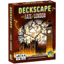 Deckscape Fate of London Image