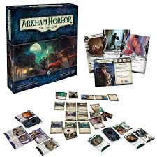 Arkham Horror The Card Game Image