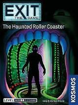 EXIT The Haunted Roller Coaster Image