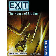 EXIT The House of Riddles Image