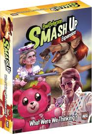 Smash Up What Were We Thinking Expansion Image