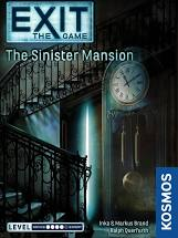EXIT The Sinister Mansion Image