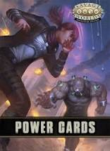 Savage Worlds Power Cards Image